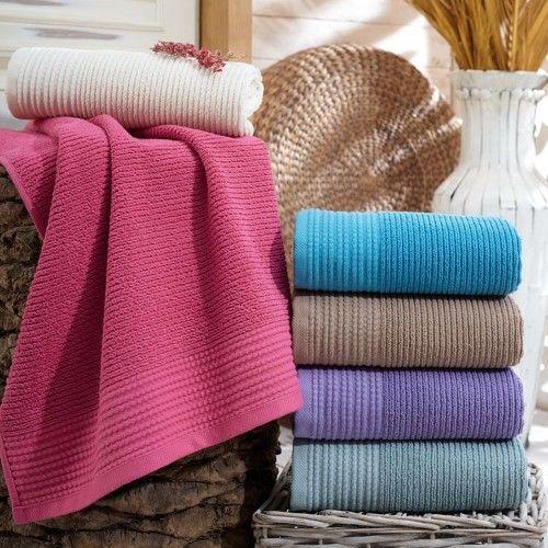 Hobby Ręcznik Bawełna 100% REINA CREAM 50X90