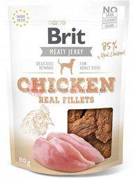 Brit Meaty Jerky Snack filet z kurczaka - chicken fillet