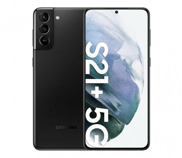 Samsung Galaxy S21+ 5G Czarny/Black SM-G996BZSDEUE