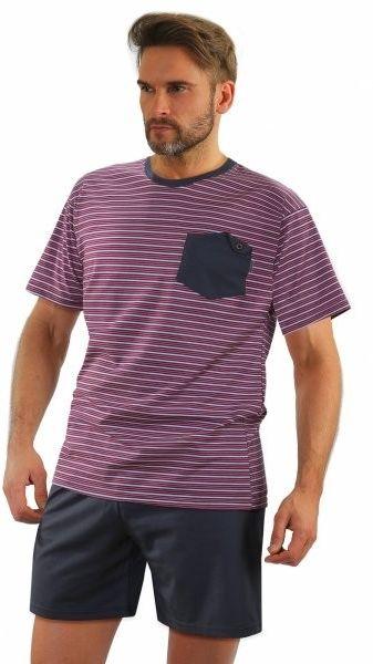 Sesto senso wzór 05 k67e piżama męska