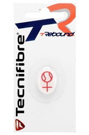 Tecnifibre T-Rebound - transparent/red (1 szt.)