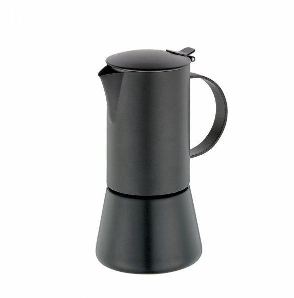 Cilio AIDA Kafeteria - Kawiarka Ciśnieniowa 300 ml Czarna
