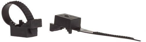 Uchwyt paskowy czarny UV UP-22 /50szt./