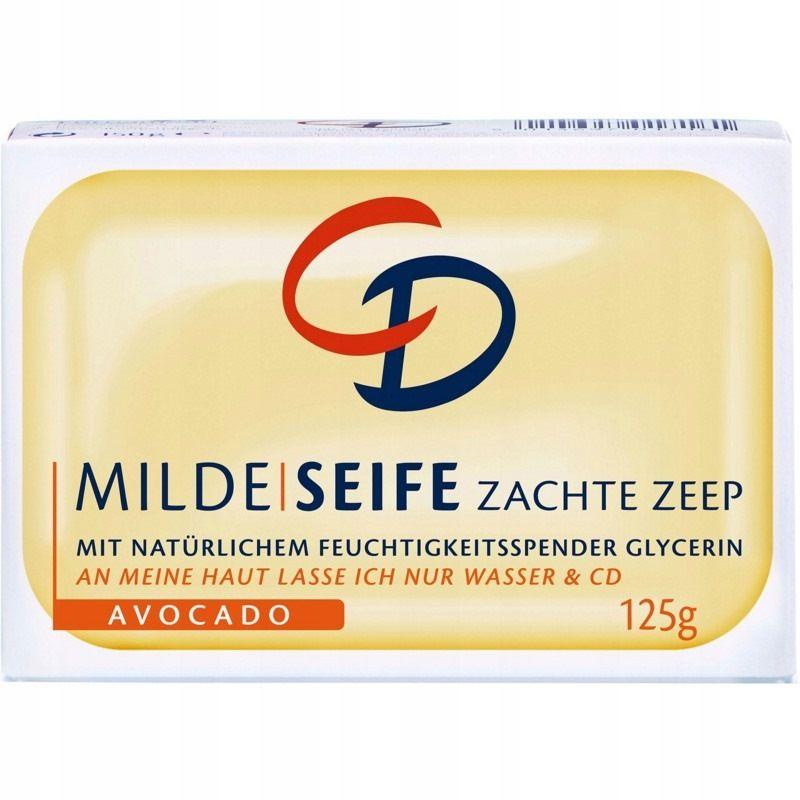 Mydło CD Milde Seife Avocado mydło glicerynowe 125g