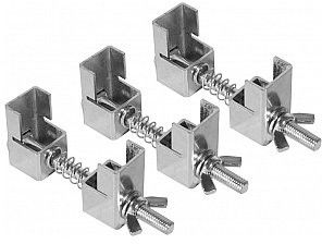 DURATRUSS DURASTAGE Steel Clamp Set (3 pcs)
