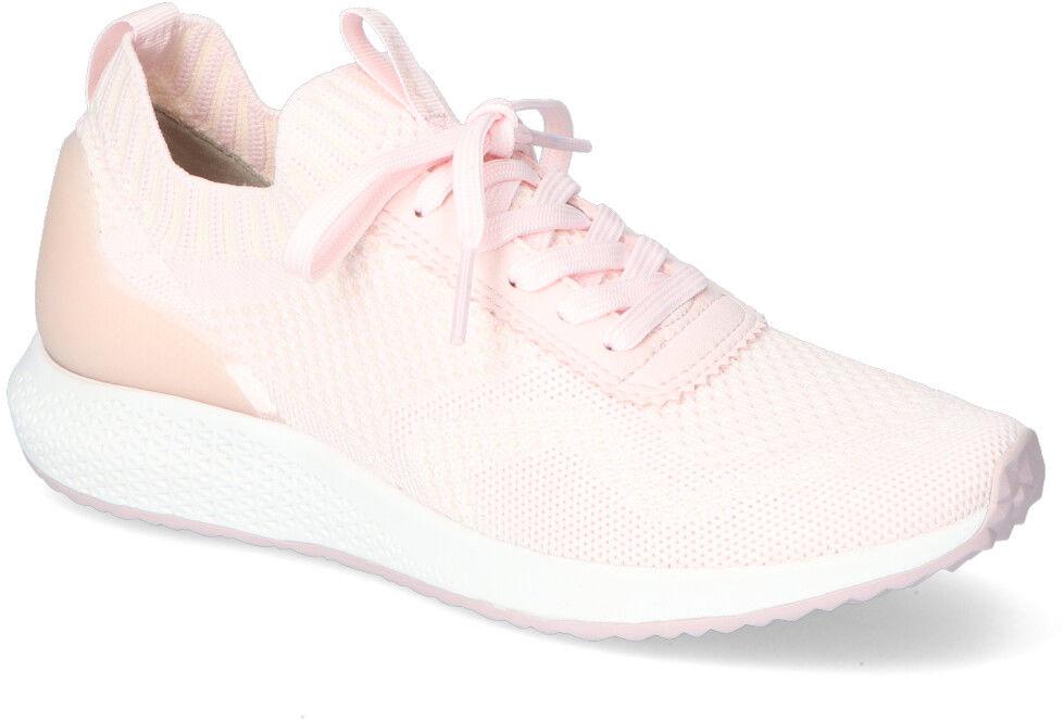 Lekkie Adidasy Siatkowe Tamaris 23714 Różowe