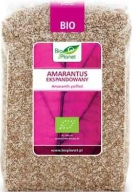 Amarantus Ekspandowany 150g - Bio Planet - 150g