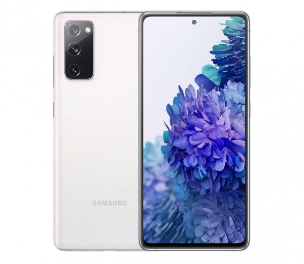 Samsung Galaxy S20 FE Biały/White SM-G780FZWDEUE