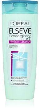 LOréal Paris Elseve Extraordinary Clay szampon do włosów przetłuszczających się 250 ml