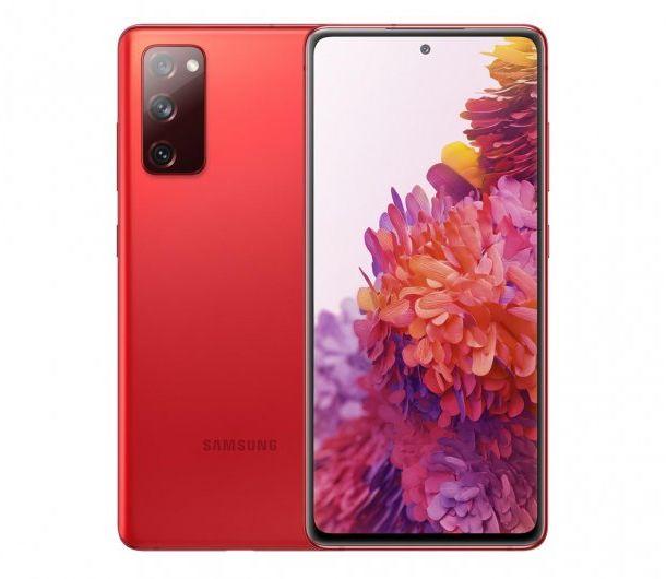 Samsung Galaxy S20 FE Czerwony/Red SM-G780FZRDEUE