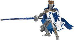 Papo 39387 - Król smoka, figurka do zabawy, niebieska