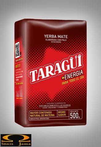 Yerba Mate Taragui + Energia 0,5kg