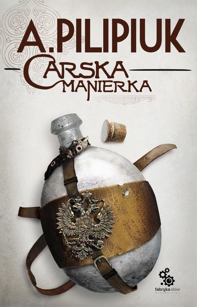 Carska manierka - Andrzej Pilipiuk - ebook
