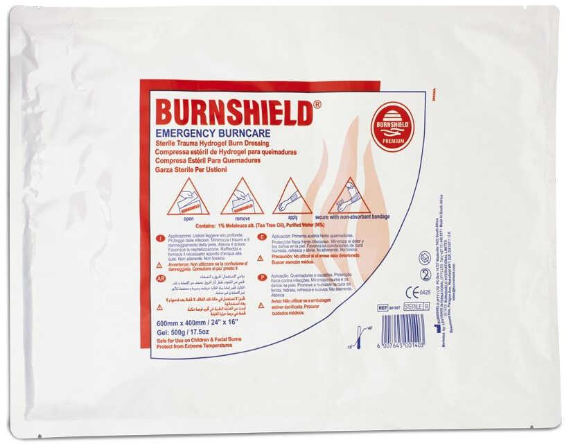Opatrunek hydrożelowy 60x40 Burnshield