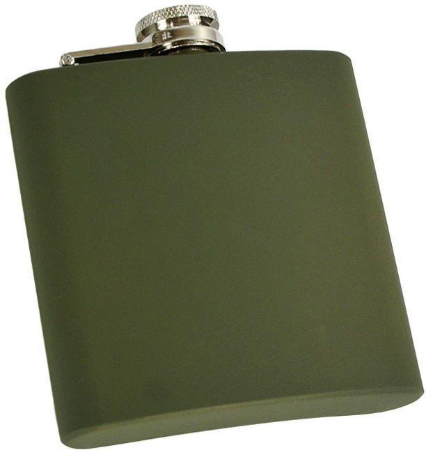 Mil-Tec Piersiówka 6 Oz (170ml) Olive