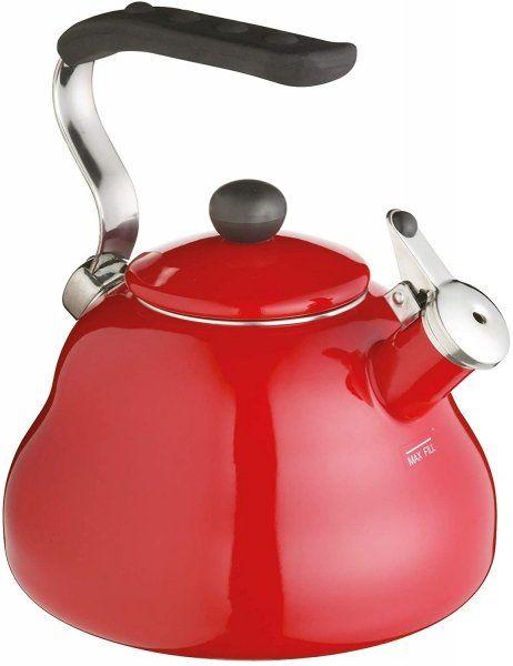 Kitchen Craft LE''XPRESS Czajnik 2 l Czerwony