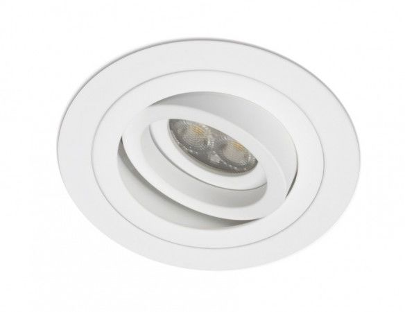Oczko stropowe Mini Catli GU10 okrągła oprawa wpuszczana BPM Lighting