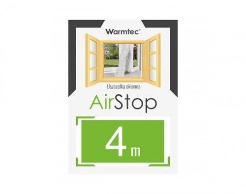 Uszczelka okienna Warmtec AirStop - 4 m