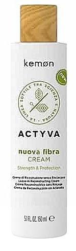 Kemon Actyva Nuova Fibra Cream krem cienkie włosy 150ml
