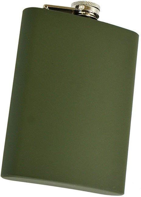 Mil-Tec Piersiówka 8 Oz (220ml) Olive