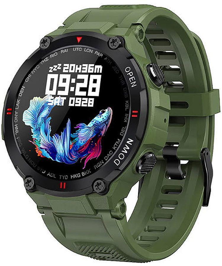 Smartwatch męski Garett Sport Combat RT