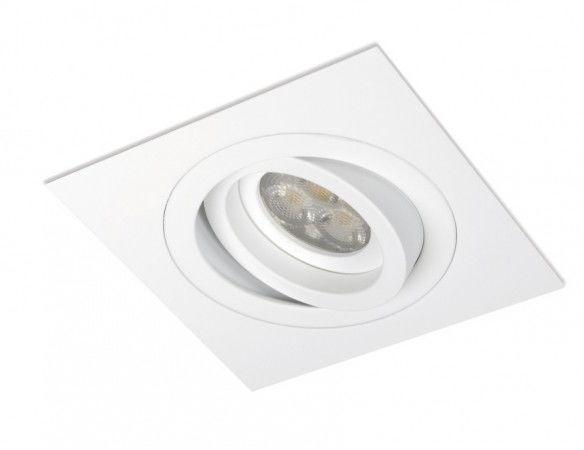 Oczko stropowe Mini Catli GU10 kwadratowa oprawa wpuszczana BPM Lighting