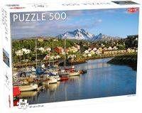 Puzzle 500 Narvik Harbor
