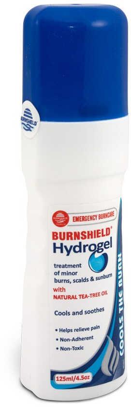 Opatrunek hydrożelowy w butelce 125 ml Burnshield