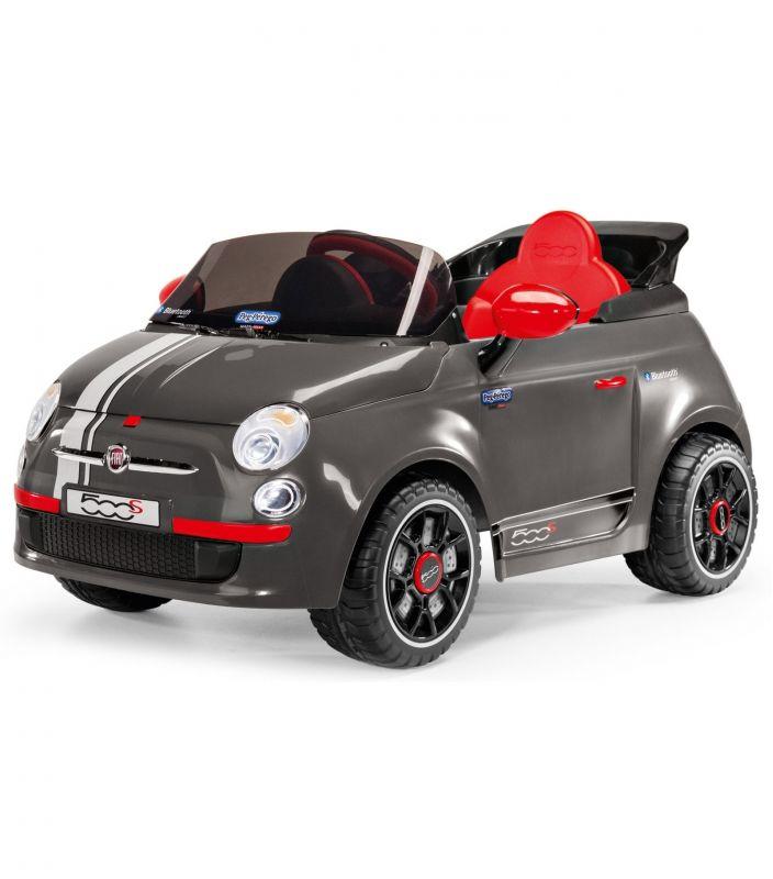 PEG PEREGO Samochód na Akumulator Fiat 500 S Bluetooth 6V LK