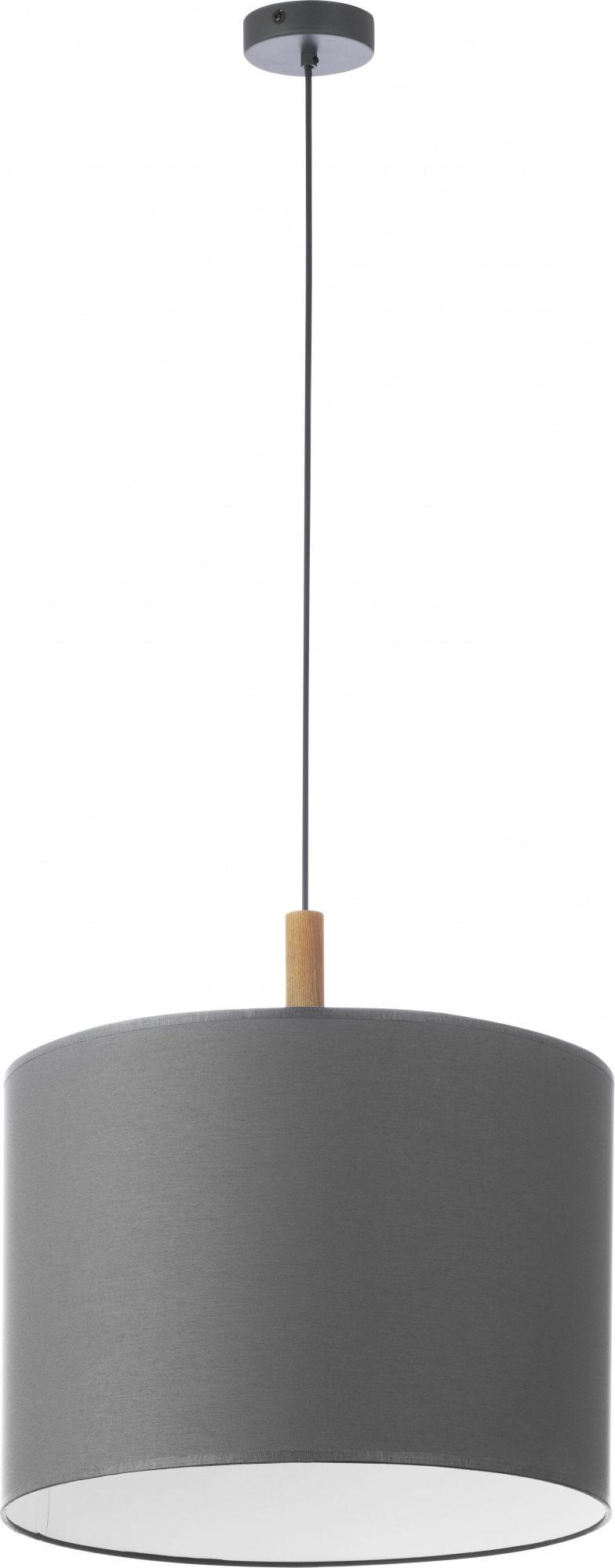 Lampa wisząca Deva 4109 TK Lighting nowoczesna oprawa w kolorze grafitu