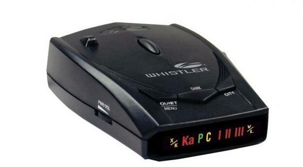 Antyradar / Wykrywacz Radarów Whistler GT138Xi INTERNATIONAL - Wersja na Całą Europę!!
