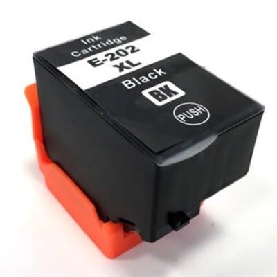 Tusz Zamiennik 202 XL do Epson (C13T02G14010) (Czarny) - DARMOWA DOSTAWA w 24h