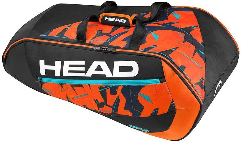Head Radical 9R Supercombi 2017 - black/orange