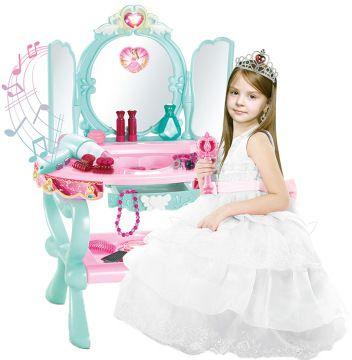 WOOPIE Toaletka Interaktywna dla Dzieci Różdżka Dźwiękiem MP3 + 32 Akc. LK