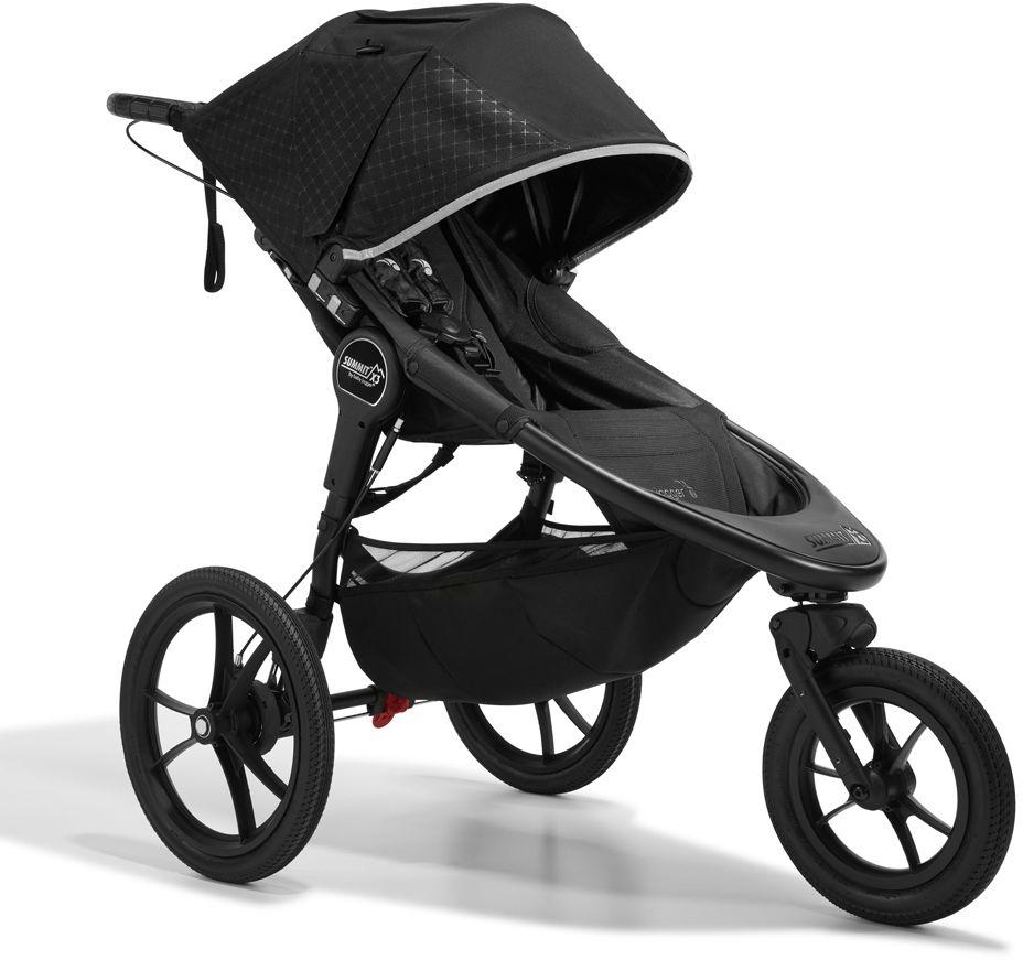 Baby Jogger Summit X3 (2021)+GRATISY