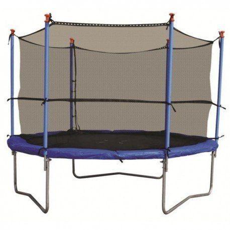 Trampolina ogrodowa 305 cm do 150 kg