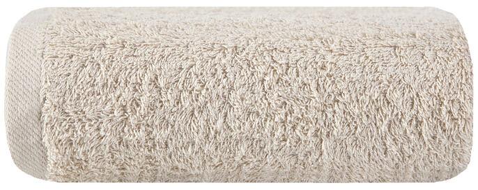 Ręcznik Gładki 2 50x90 03 Beż 500g Eurofirany