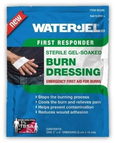 Opatrunek hydrożelowy 5X15 WaterJel