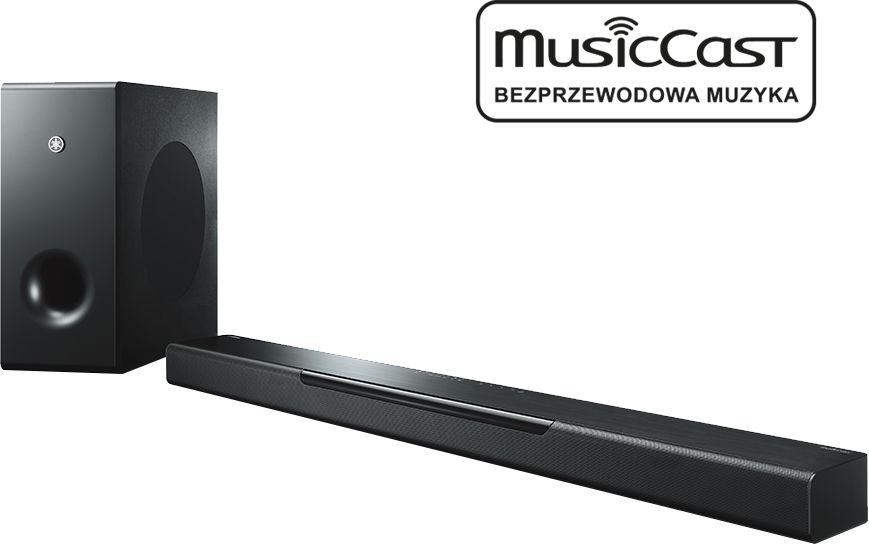 MusicCast Bar 400 czarny  SALONY FIRMOWE W 14 MIASTACH  26 LAT NA RYNKU  DOSTAWA 0 zł  ODBIÓR OSOBISTY