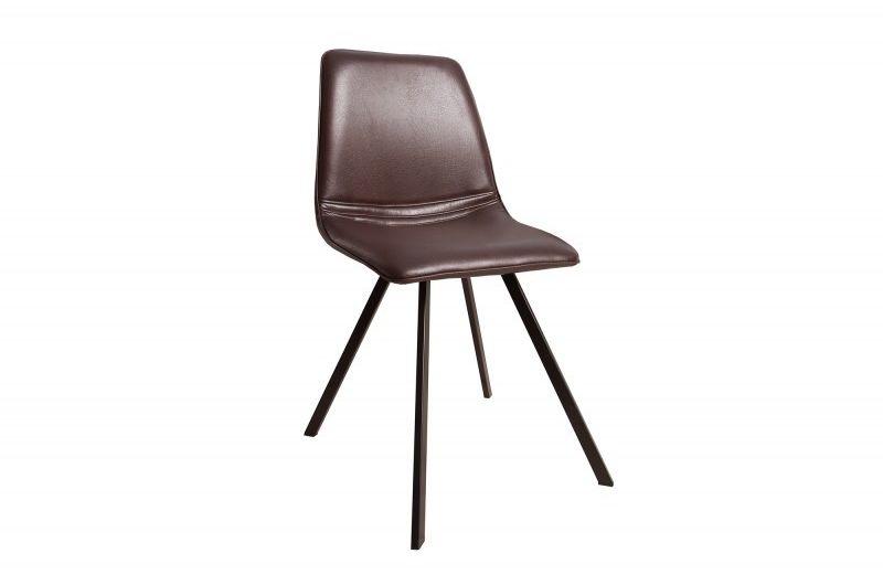 Krzesło Netherland brązowe