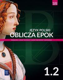 Nowe język polski wsip oblicza epok podręcznik 1 część 2 liceum i technikum zakres podstawowy i rozszerzony 175204 952/2/2019 ZAKŁADKA DO KSIĄŻEK...
