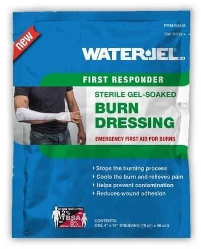 Opatrunek hydrożelowy 20X45 WaterJel