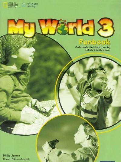 My world 3 ćwiczenia-funbook