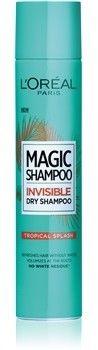 LOréal Paris Magic Shampoo Tropical Splash suchy szampon zwiększający objętość włosów, który nie pozostawia białych śladów 200 ml