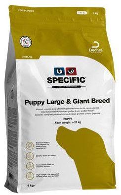 Specific Puppy Large Breed Cpd-Xl 4Kg Karma dla szczeniąt dużych ras