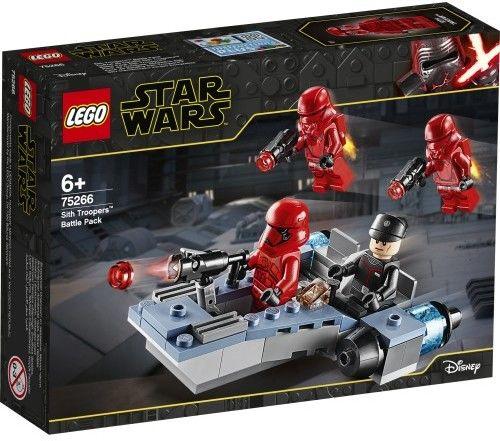 LEGO Star Wars - Zestaw bitewny żołnierzy Sithów 75266