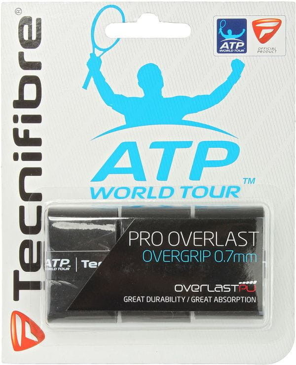 Tecnifibre Pro Player''s (3 szt.) - black
