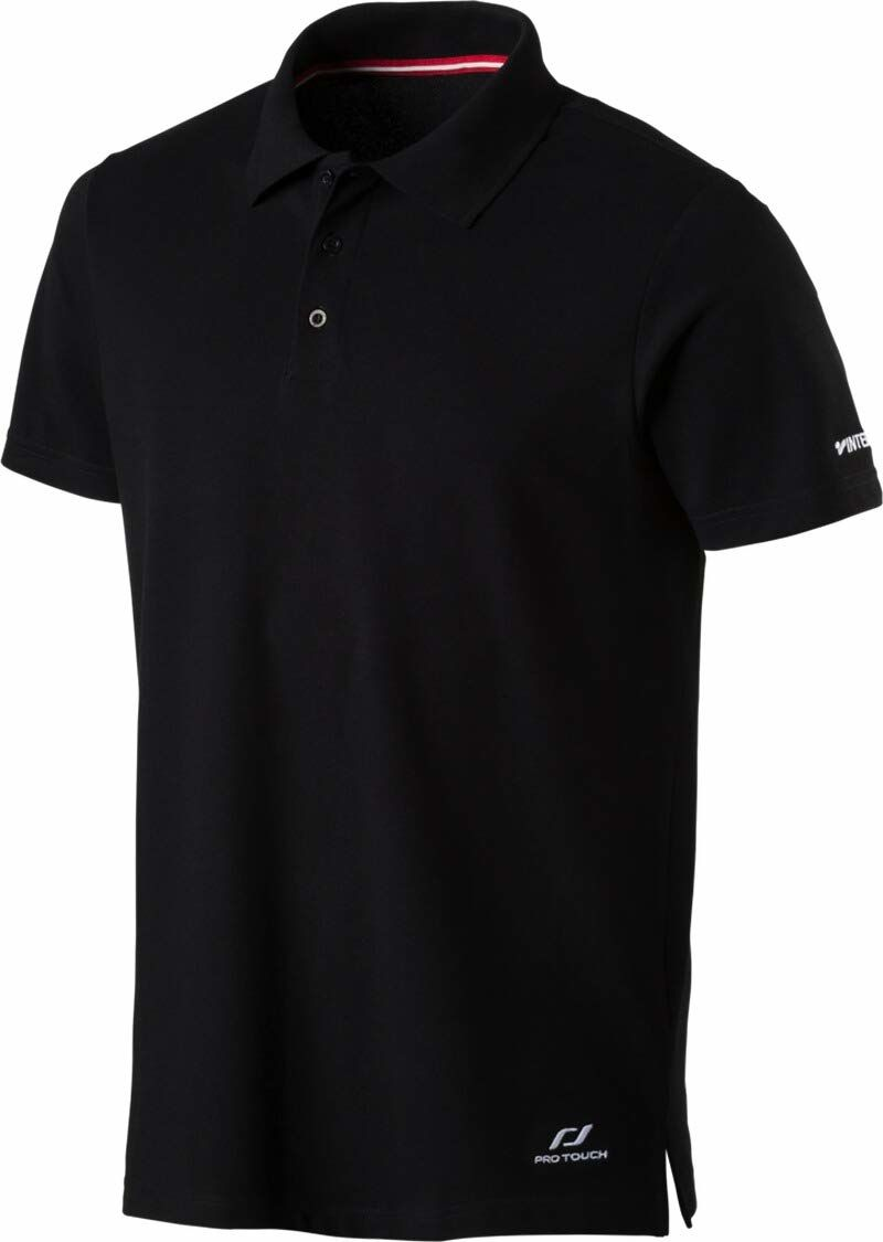 Pro Touch Promo męska koszulka polo, czarna, L