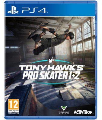 Gra PS4 Tony Hawk s Pro Skater 1+2
