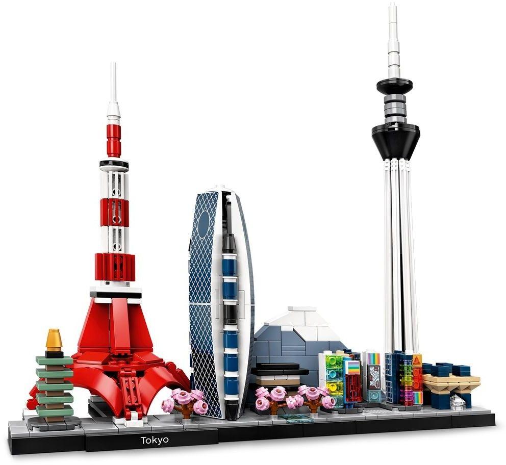 LEGO Architecture - Tokio 21051